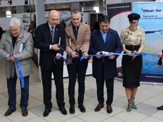 """Deschiderea Târgului de Turism """"Vacanța"""" Constanța. FOTO Adrian Boioglu"""