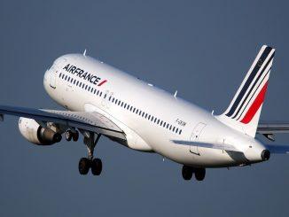 Aeronavă Air France. FOTO skeeze