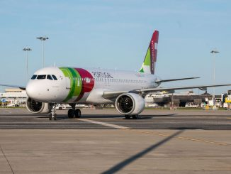 Aeronavă TAP AIR Portugal