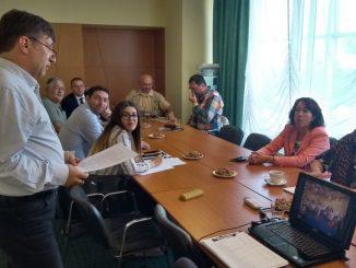 Alegeri la Clubul Presei de Turism. FOTO Facebook CPT